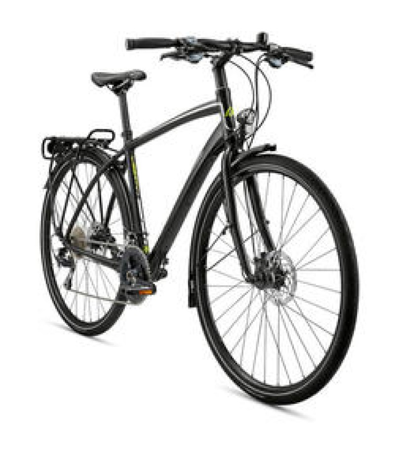 Breezer Liberty 1R+ Comfort Bike -- 2017 Road Bikes