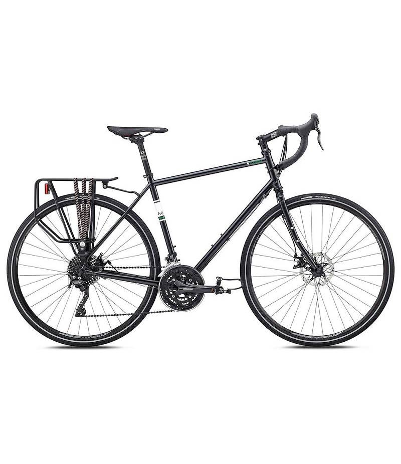 Fuji Touring Disc Road Bike -- 2018 Road Bikes