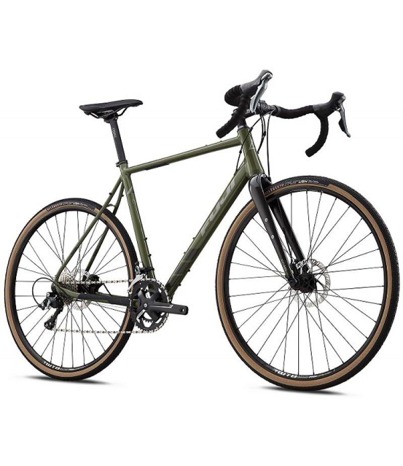 Fuji Jari 1.7 Gravel Bike - 2018 Road Bikes