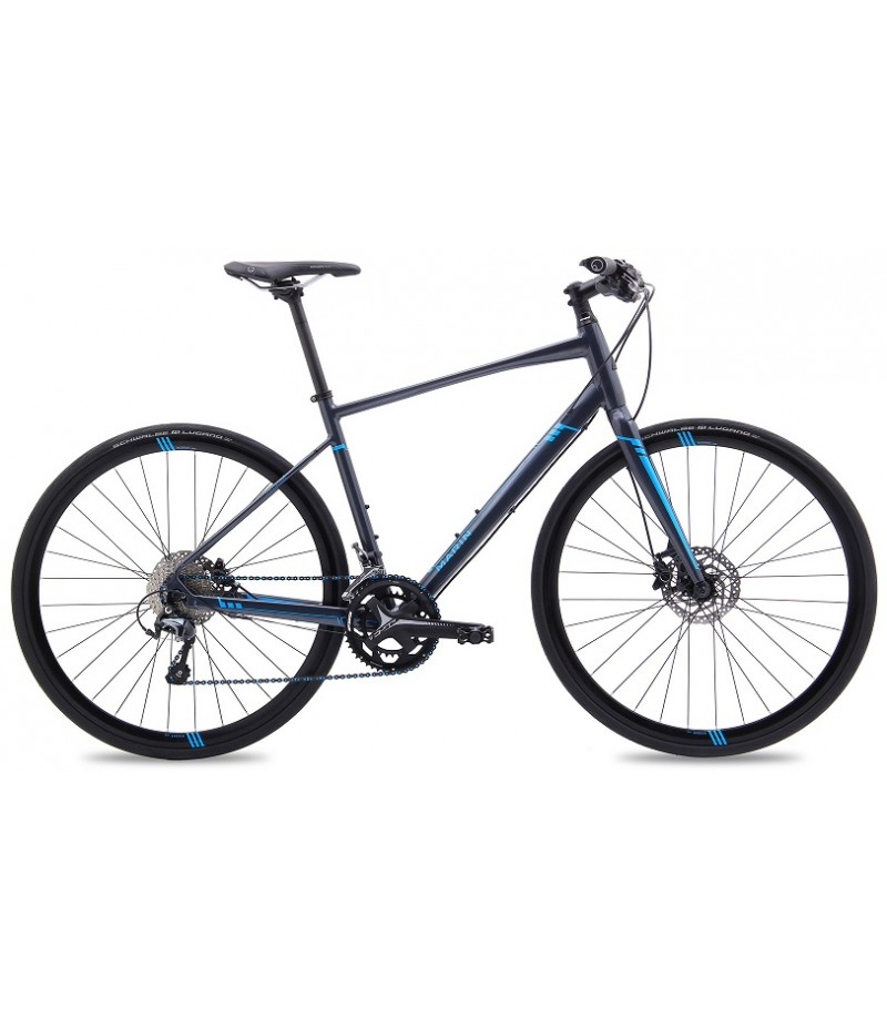 Marin Fairfax SC5 City Bike - 2017 Road Bikes