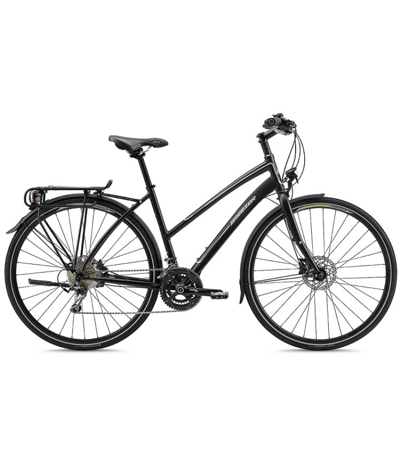 Breezer Liberty 1R Women's Comfort Bike - 2016 Road Bikes