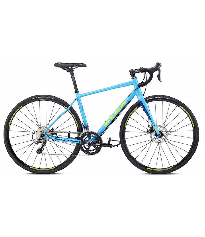 Fuji Finest 1.5 Disc Women's Road Bike - 2018 Road Bikes