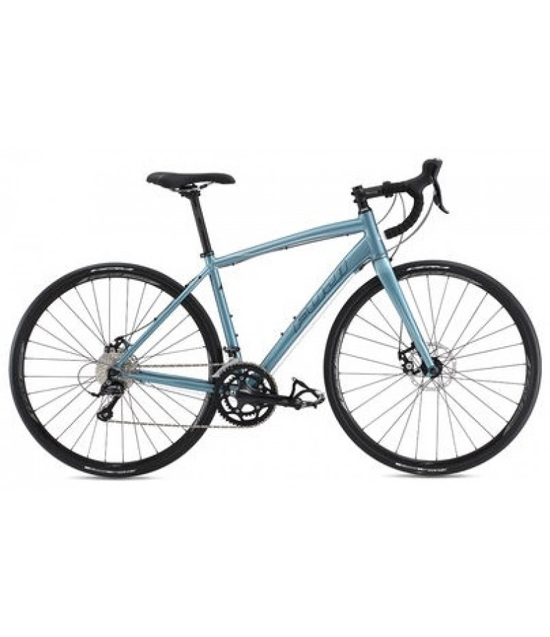 Fuji Finest 1.5 Disc Women's Road Bike - 2017 Road Bikes