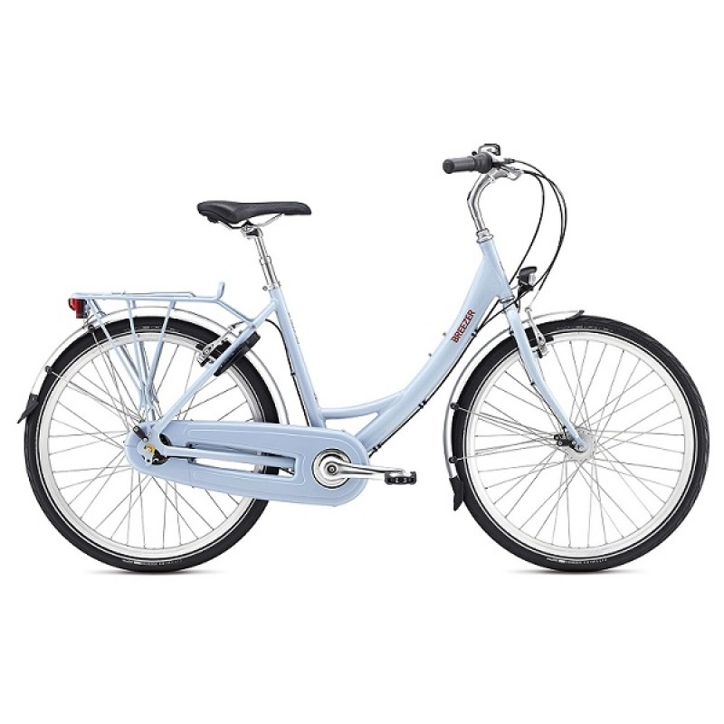 Breezer Uptown 8 Women's Commuter Bike - 2017