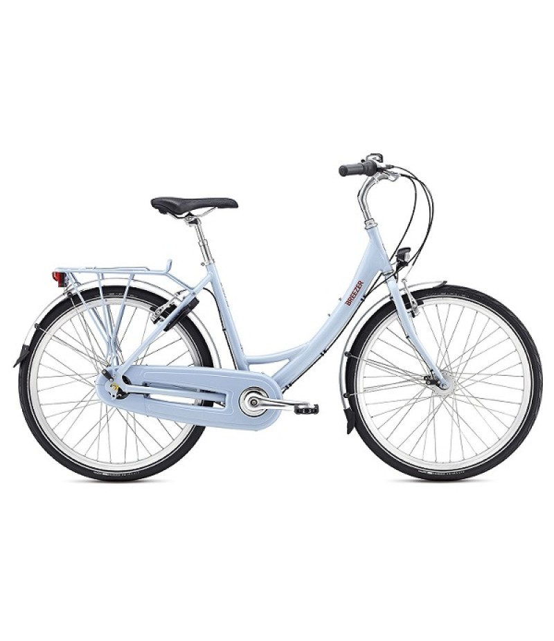 Breezer Uptown 8 Women's Commuter Bike - 2017 Road Bikes