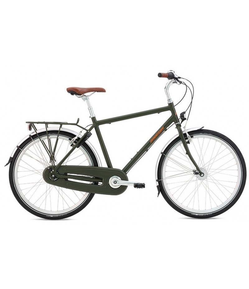 Breezer Uptown 8 City Bike - 2016 Road Bikes