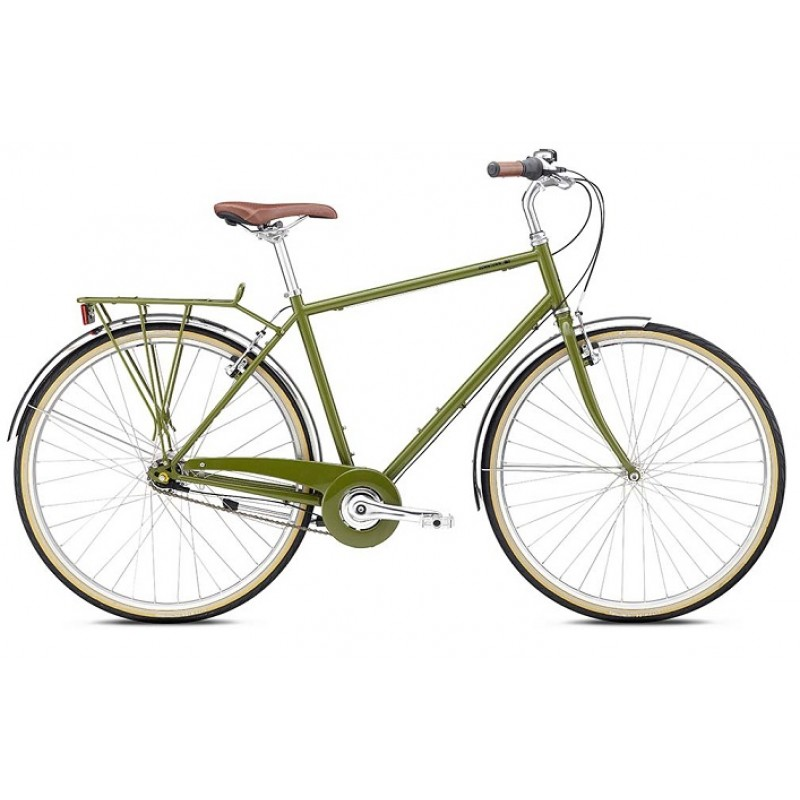 Breezer Downtown 7 City Bike - 2018