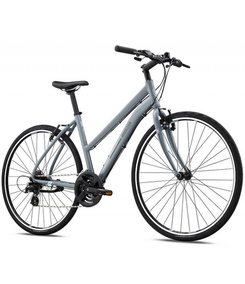 Breezer Liberty R2.5 ST Women's Hybrid Bike - 2018 Road Bikes