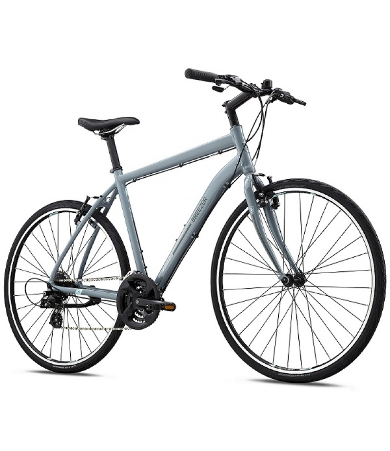 Breezer Liberty R2.5 Hybrid Bike - 2018 Road Bikes
