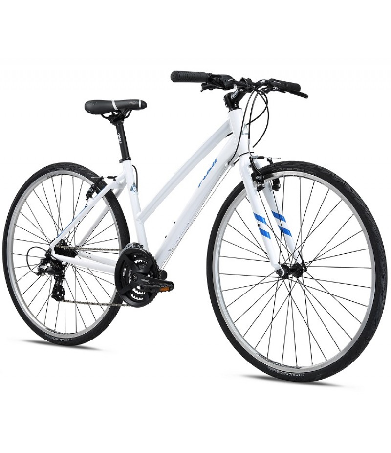 Fuji Absolute 2.1 Women's Flat Bar Road Bike - 2018 Road Bikes