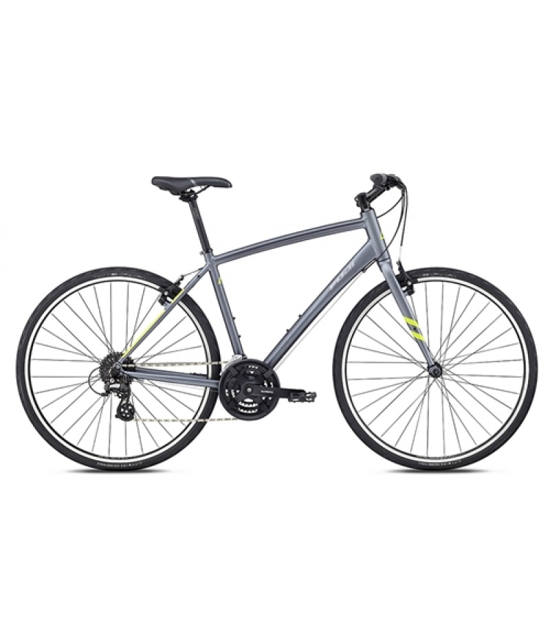 Fuji Absolute 2.1 Flat Bar Road Bike - 2018 Road Bikes