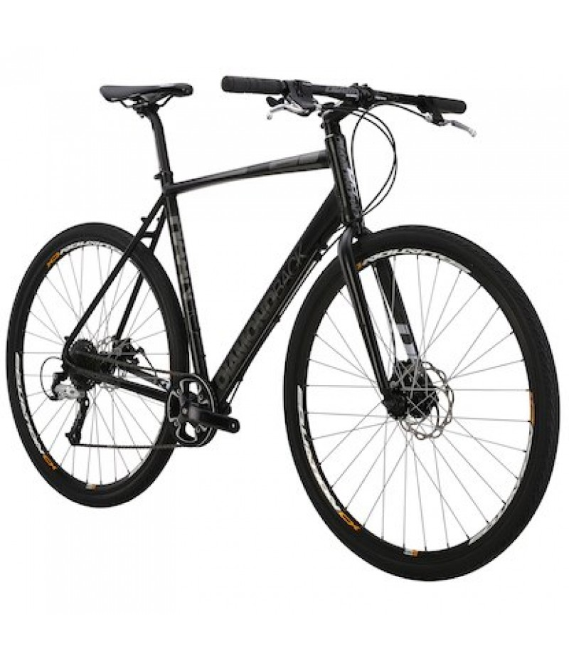 Diamondback Haanjo Metro Gravel Road Bike - 2017 Road Bikes
