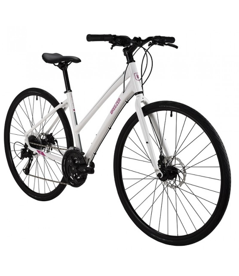 Breezer Discovery 1 Women's Flat Bar Road Bike