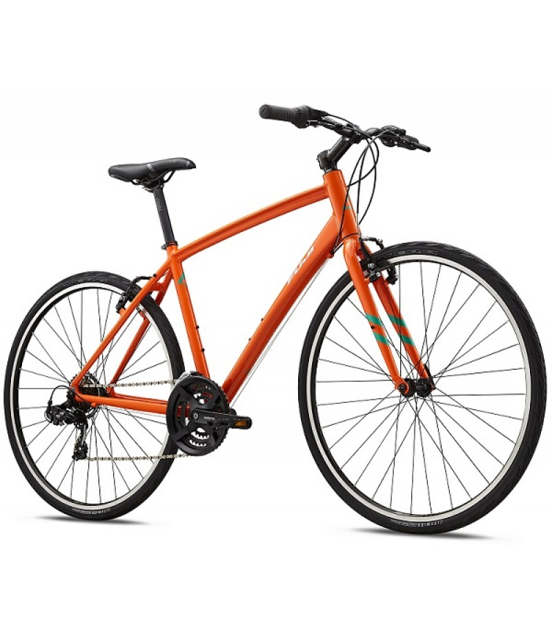 Fuji Absolute 2.3 Flat Bar Road Bike - 2018 Road Bikes