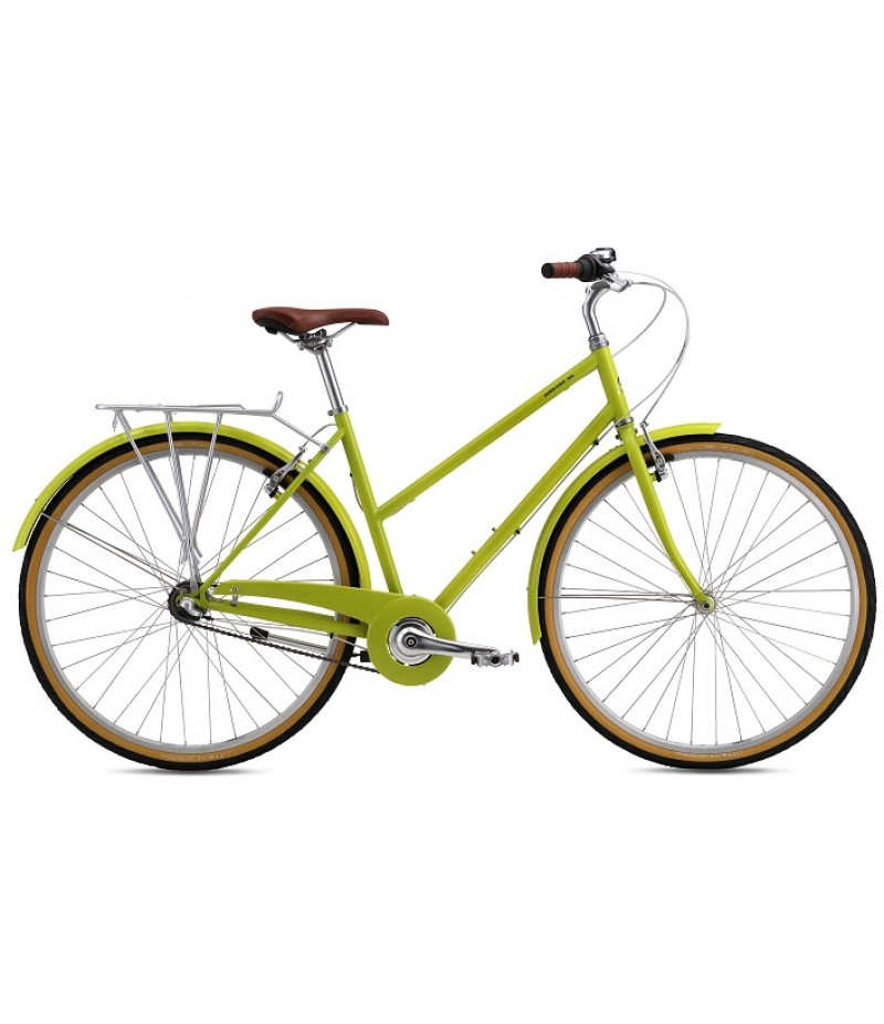 Breezer Downtown 3 ST City Bike - 2016 Road Bikes