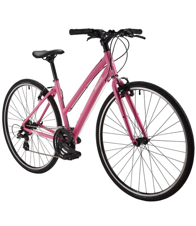 Breezer Discovery 3 Women's Flat Bar Road Bike