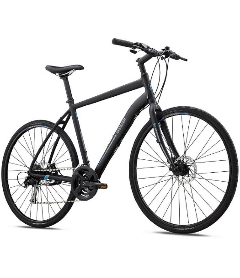 Breezer Liberty R2.3 ST Women's Hybrid Bike - 2018