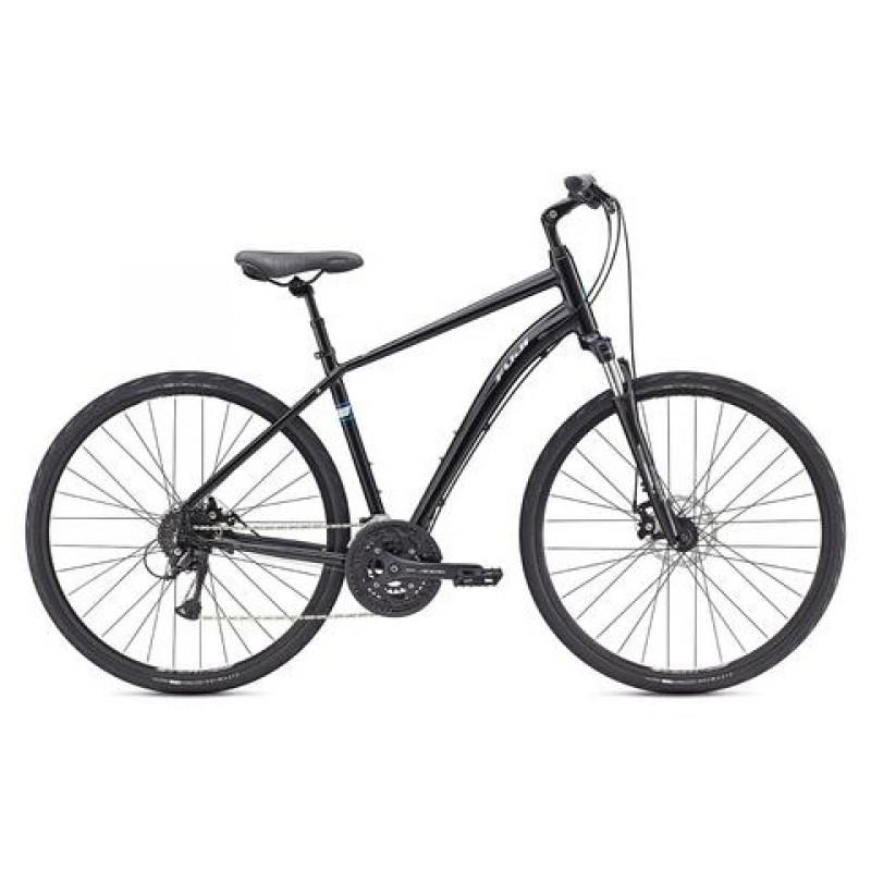 Fuji Crosstown 1.1 Comfort Bike - 2017
