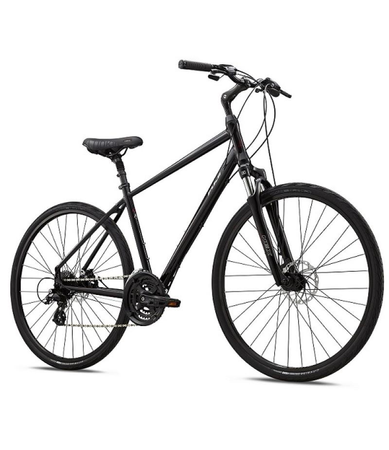 Fuji Crosstown 1.3 Disc Comfort Bike - 2018
