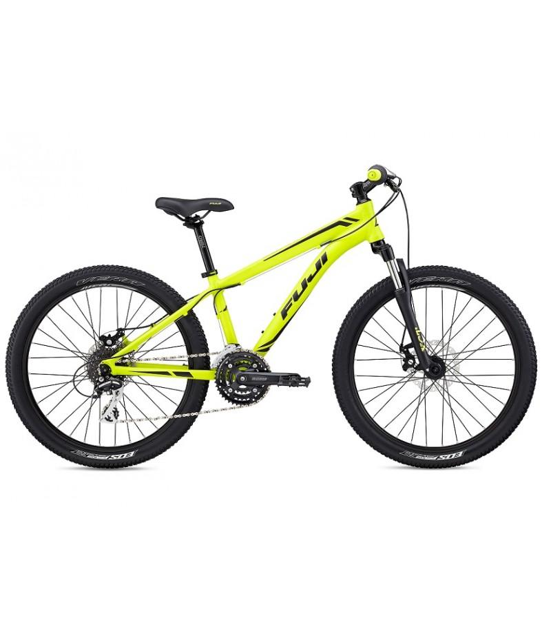 """Fuji Dynamite 24"""" Pro Disc Kids Mountain Bike"""