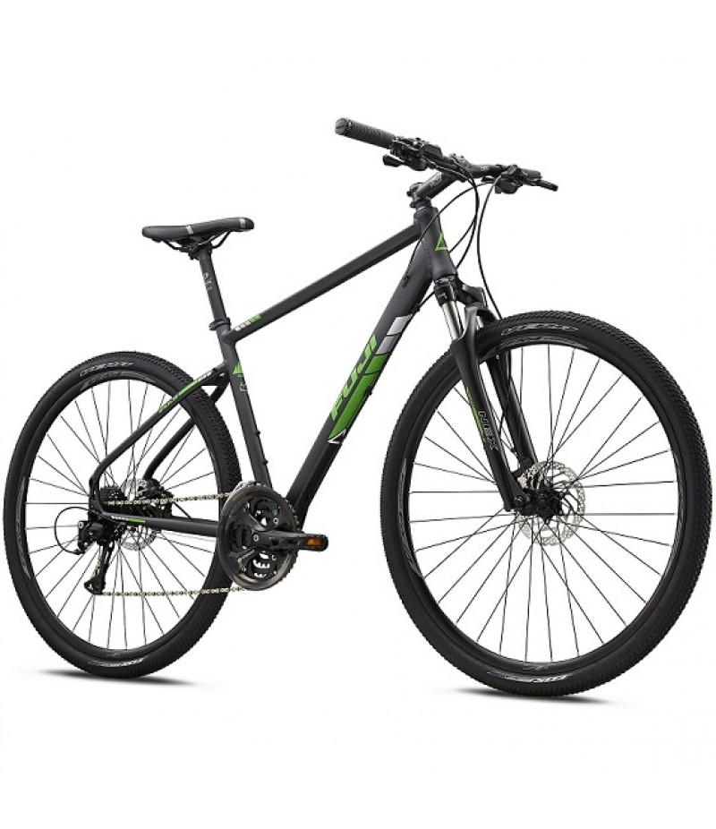Fuji Traverse 1.5 Disc Sport Hybrid Bike -- 2018