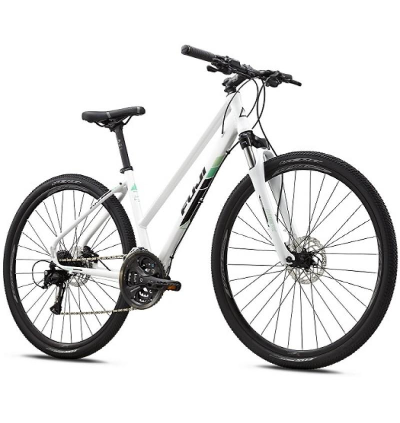 Fuji Traverse 1.5 Disc Women's Sport Hybrid Bike - 2018