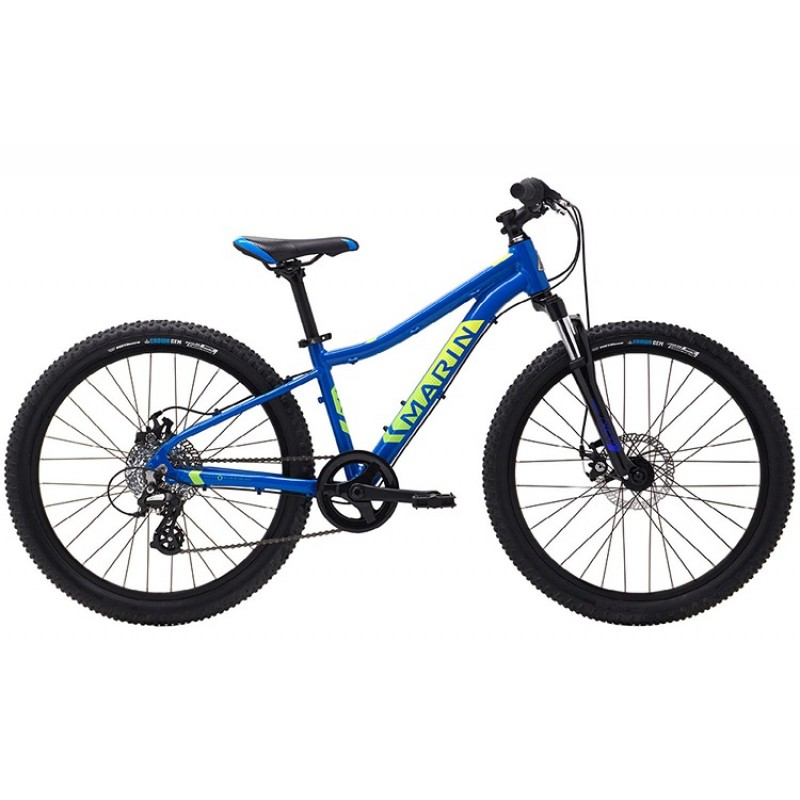 """Marin Bayview Trail 24"""" Disc Boy's Mountain Bike - 2018"""