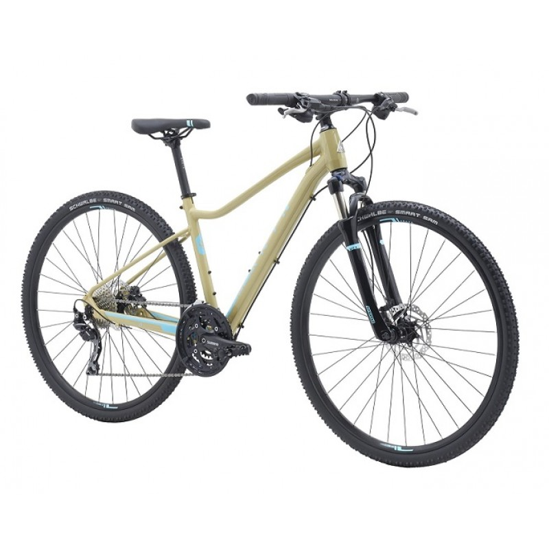 Marin San Anselmo DS4 Women's Sport Hybrid Bike -- 2018