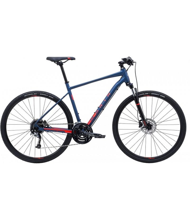Marin San Rafael DS3 Sport Hybrid Bike - 2018