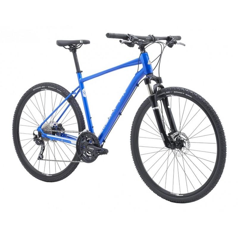 Marin San Rafael DS4 Sport Hybrid Bike - 2017