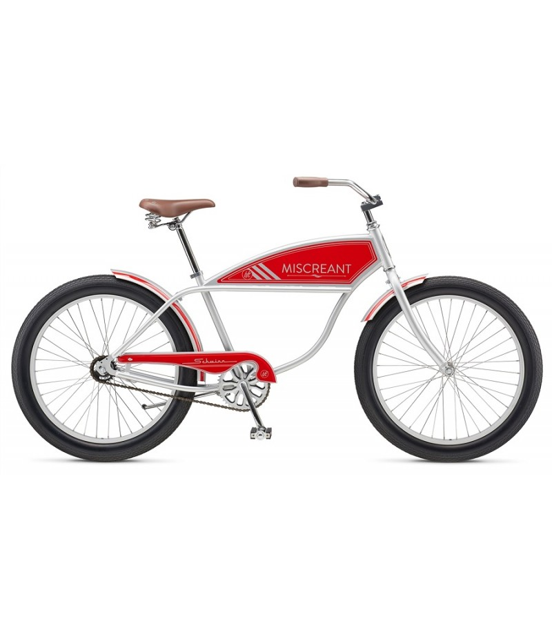 Schwinn Miscreant Cruiser Bike - 2016
