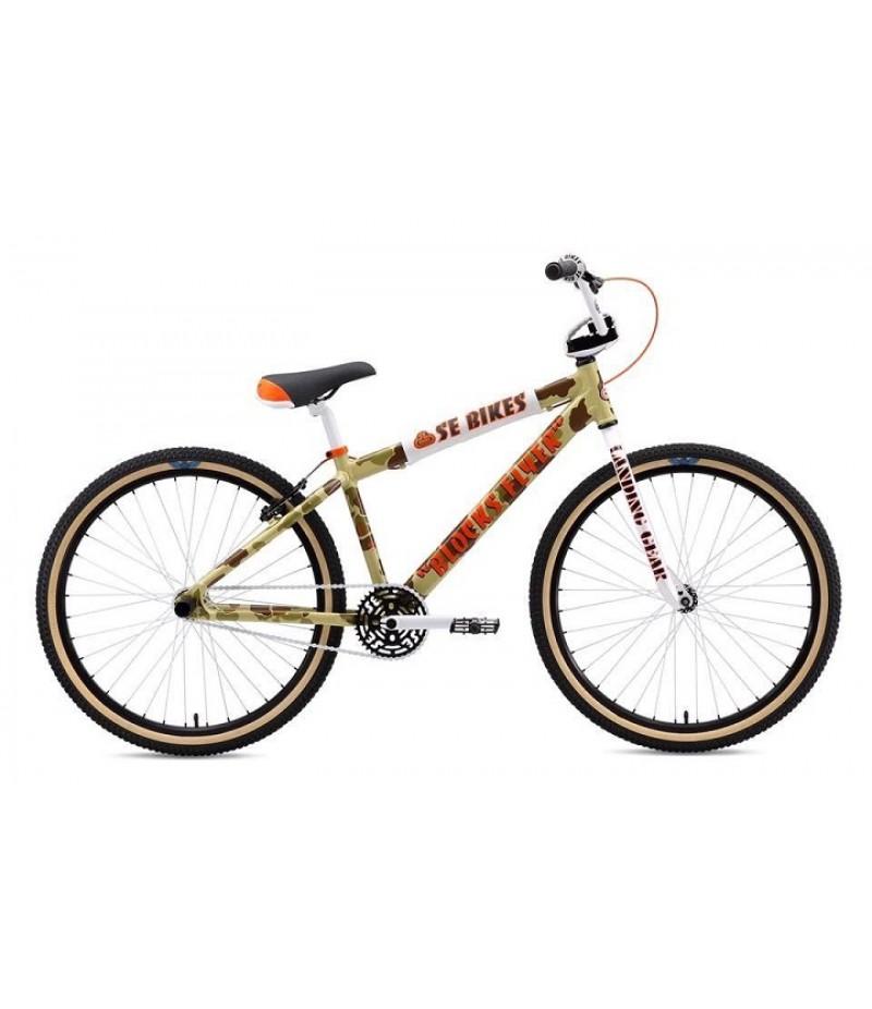 "SE Blocks Flyer 26"" BMX Bike - 2018"