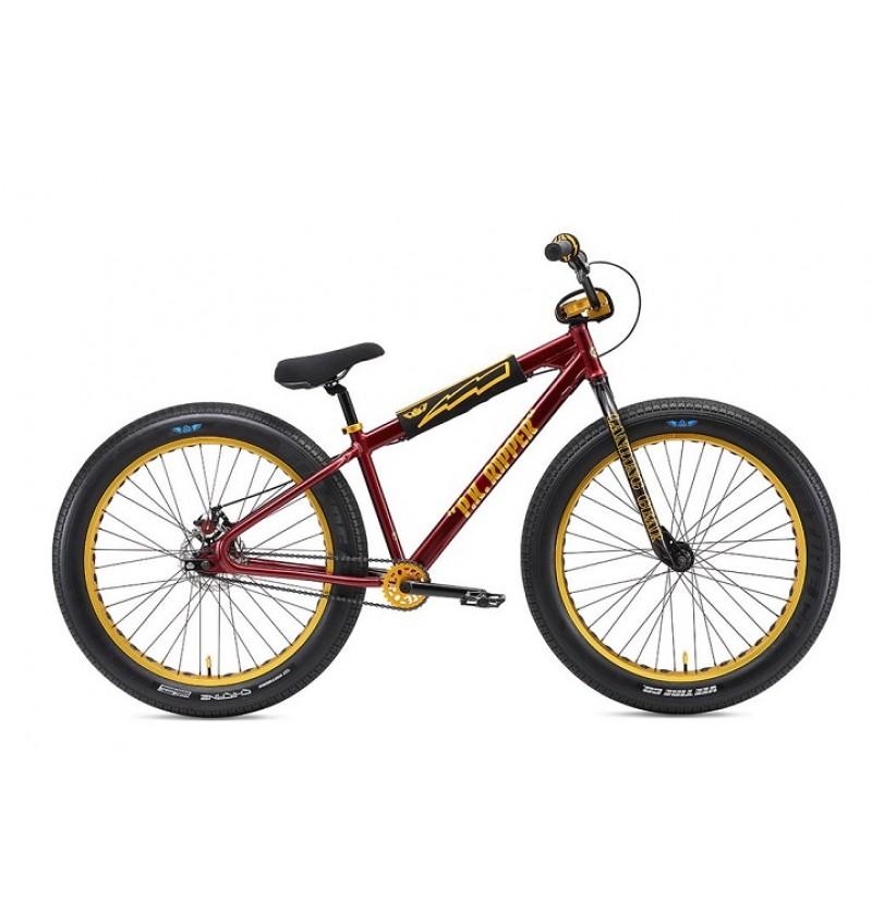 """SE Fat Ripper 26"""" BMX Bike - 2018"""