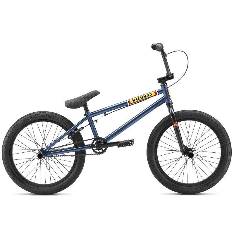 SE Wildman BMX Bike - 2018