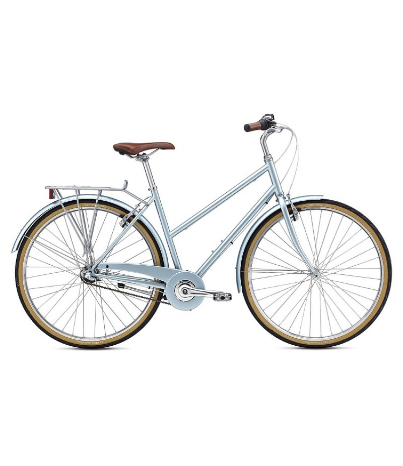Breezer Downtown 3 ST Women's City Bike -- 2017