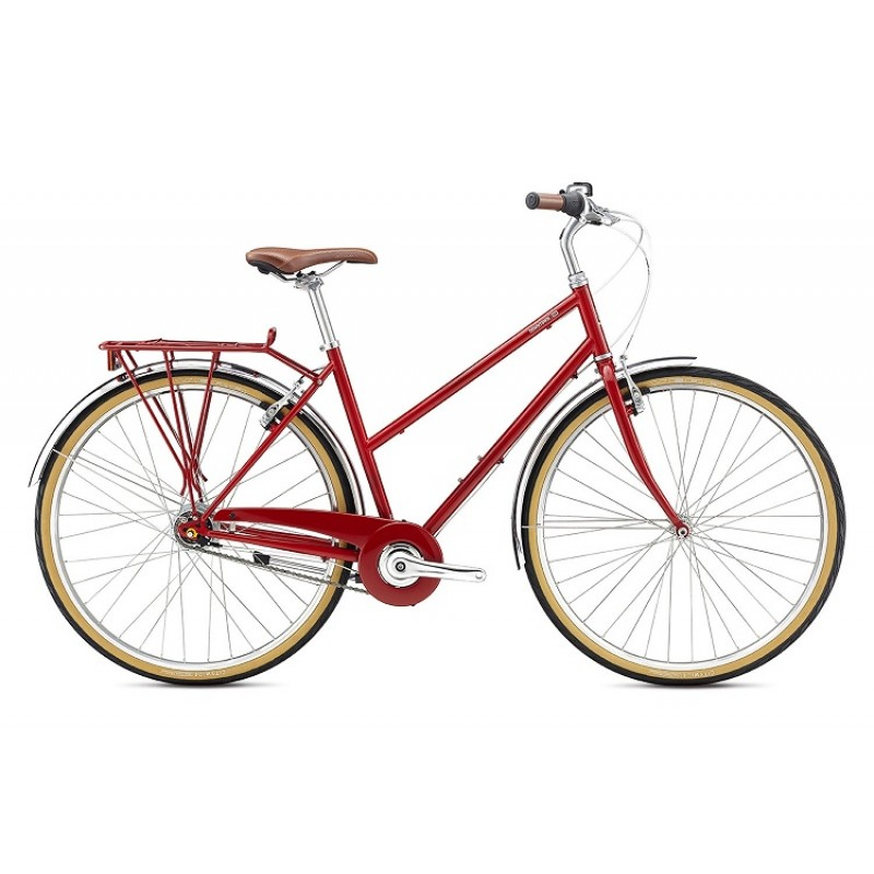 Breezer Downtown 8 ST Women's City Bike -- 2017