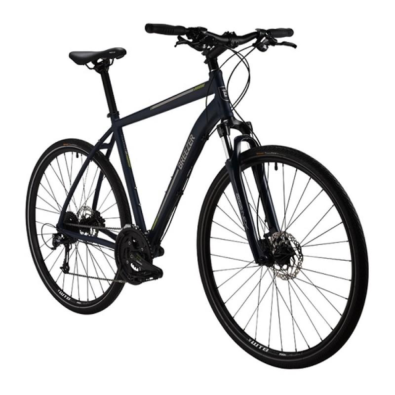 Breezer Villager 3 Disc City Bike