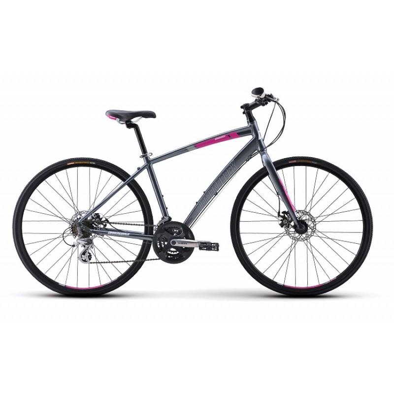Diamondback Clarity 2 Women's Flat Bar Road Bike - 2017