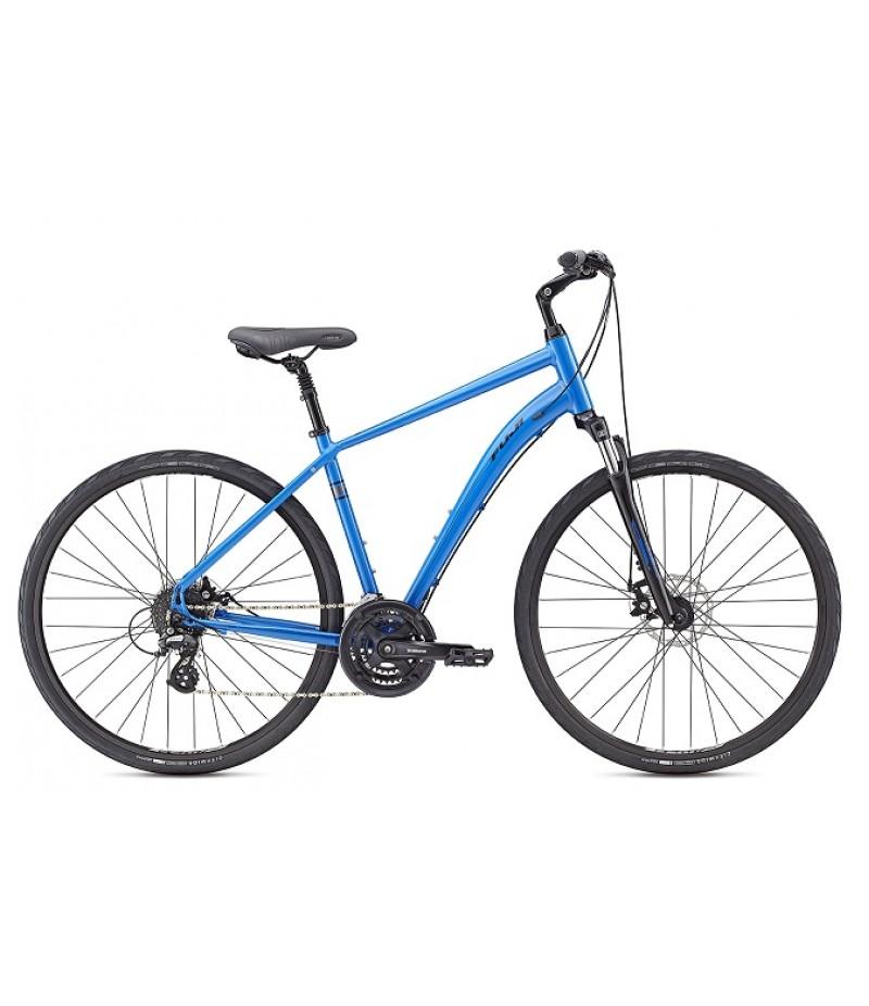 Fuji Crosstown 1.3 Comfort Bike - 2017