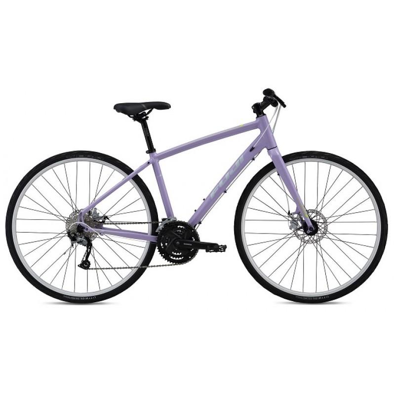 Fuji Silhouette 1.7 Disc Women's Flat Bar Road Bike - 2016