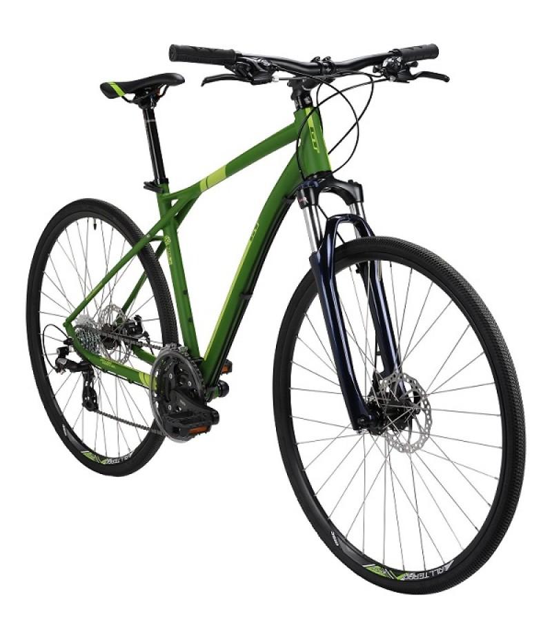 GT Transeo 4.0 Wheels 4 Life Comfort Bike - 2016