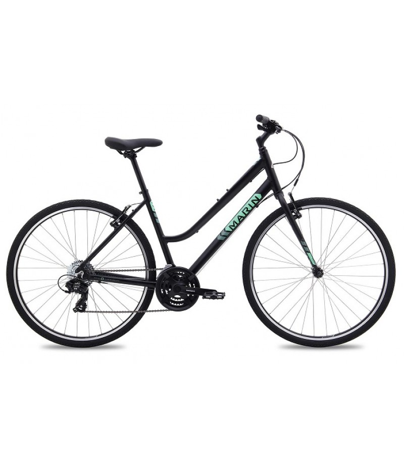Marin Kentfield CS1 Women's Sport Hybrid Bike -- 2017
