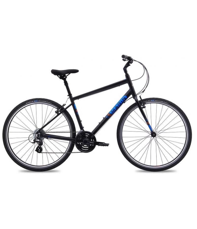 Marin Larkspur CS2 Sport Hybrid Bike -- 2017