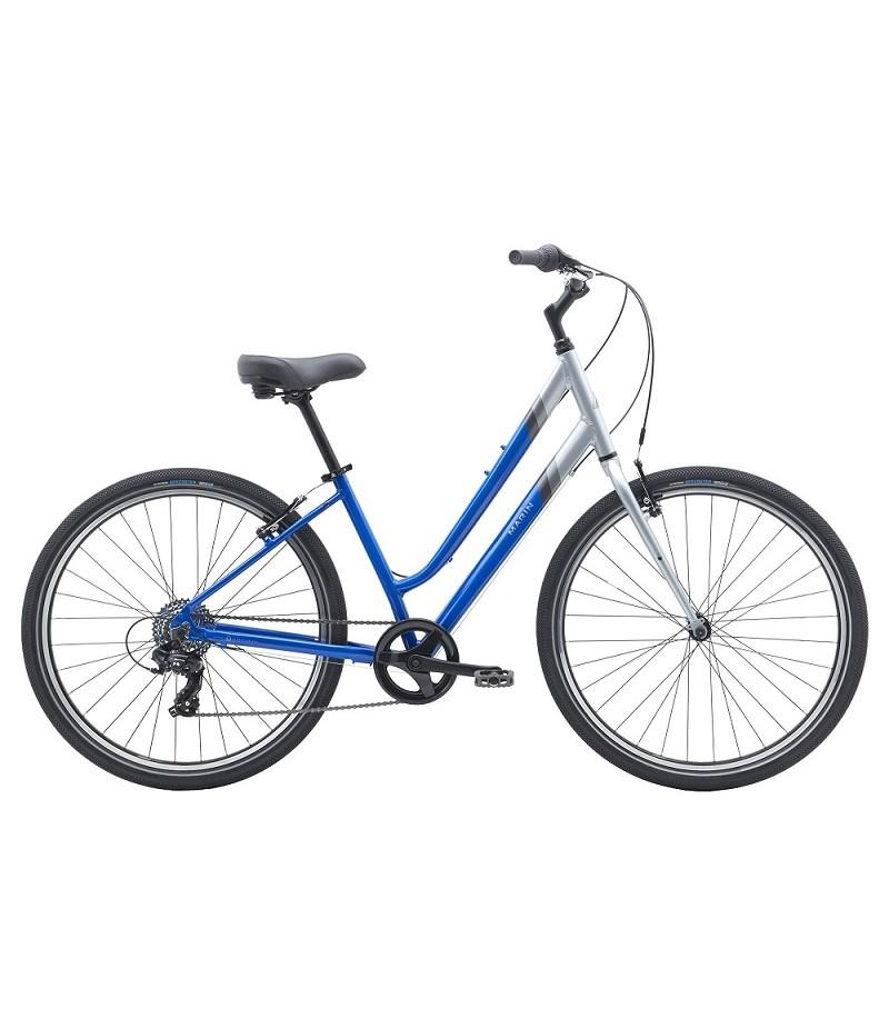 Marin Stinson 7 ST Low-Step Comfort Bike - 2018