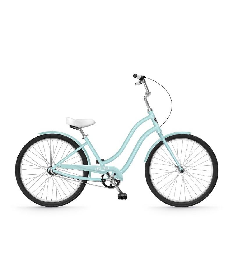 Phat Cycles Del Rey 3-Speed Women's Cruiser Bike