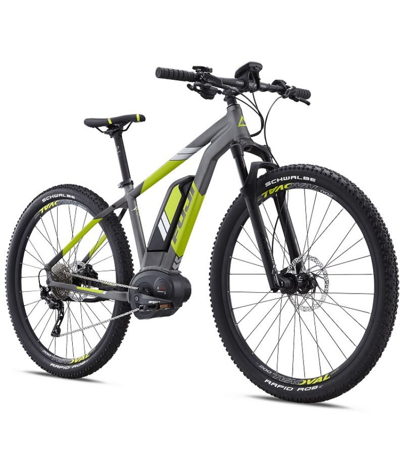 Fuji Ambient 1.3 Disc Mountain E-Bike - 2018