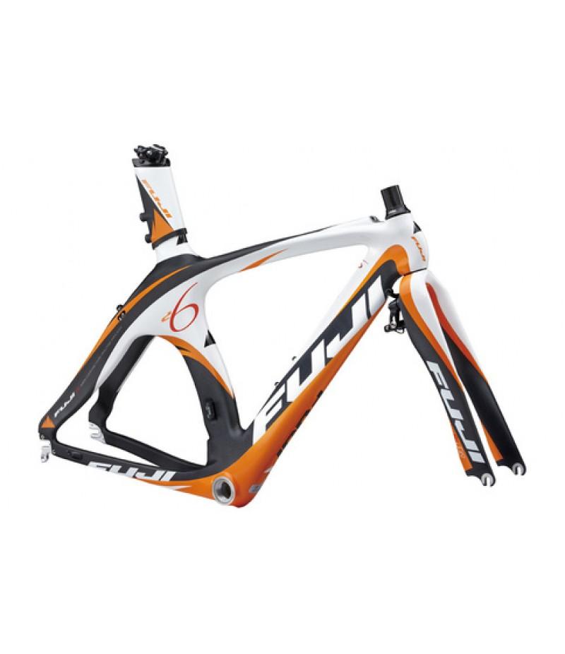 Fuji D-6 2.0 Triathlon Frameset -- 2012