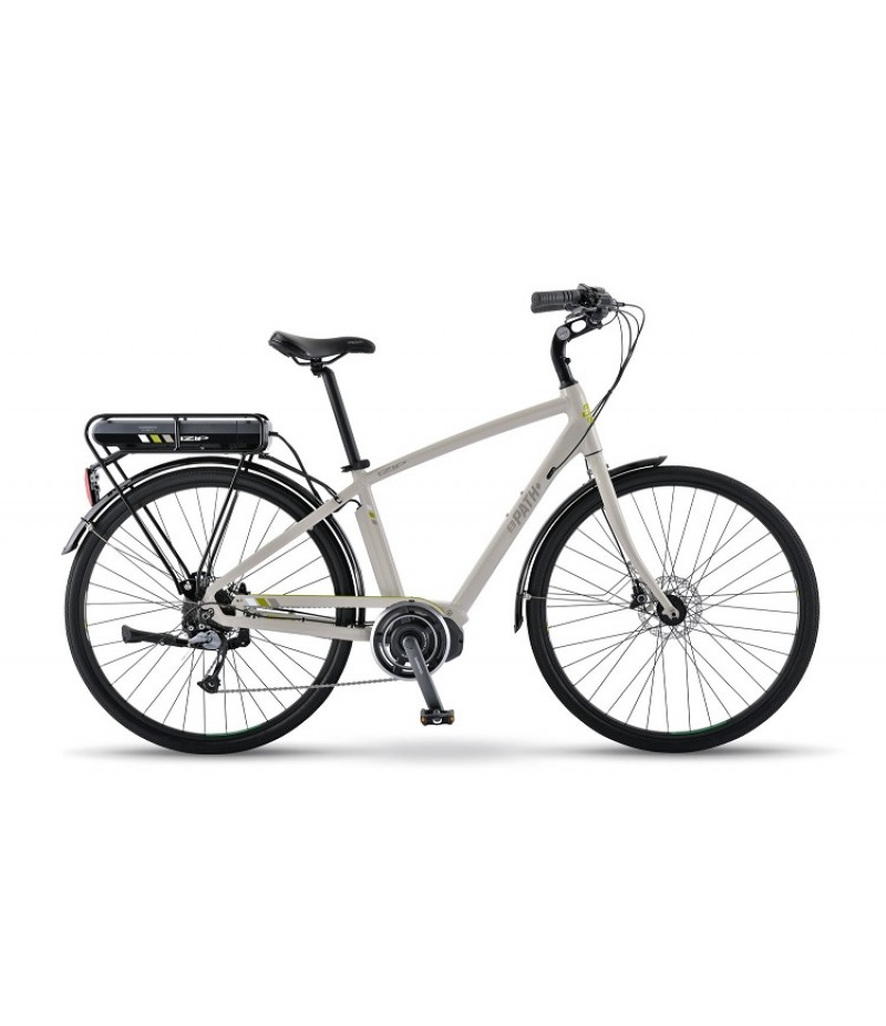 IZIP E3 Path Plus City Electric Bike -- 2017