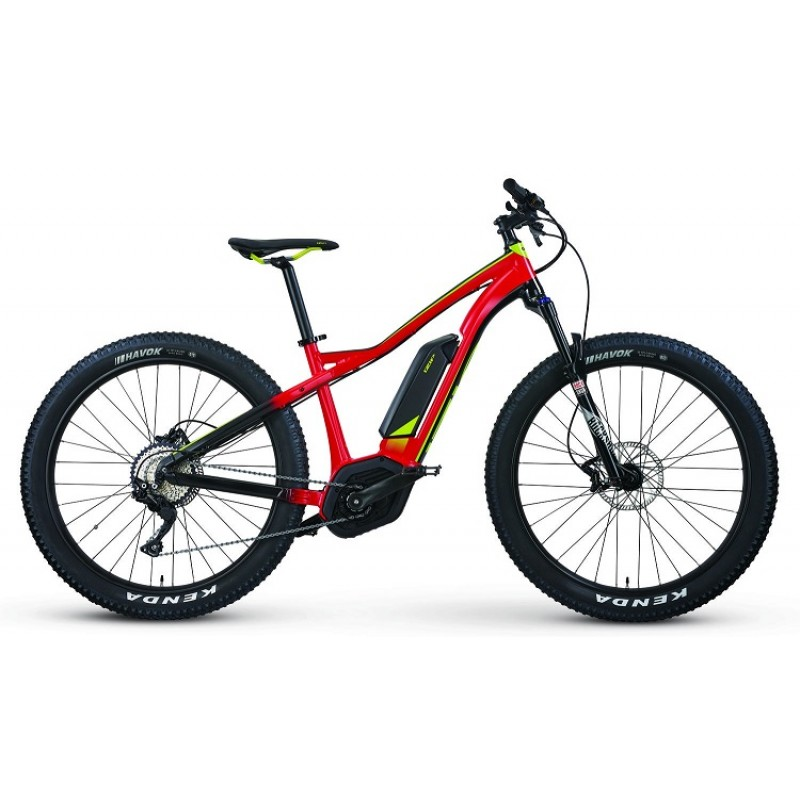 IZIP E3 Peak+ Electric Trail Bike - 2018