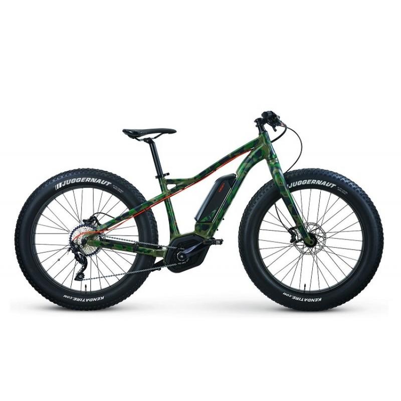 IZIP Sumo Electric Bike - 2018